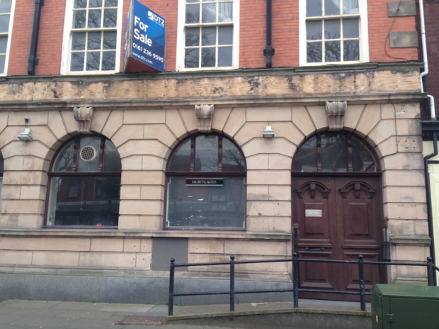 Bank closures, birkdale, southport